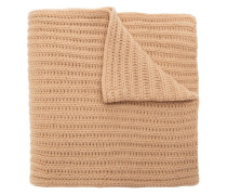 chunky knit long scarf