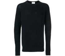 ribbed knit jumper - Unavailable