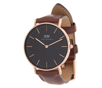 Classic Black St. Mawes watch