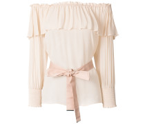 Becky off-the-shoulder blouse