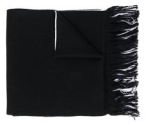 Oversized-Schal mit Fransen