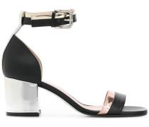 Sandalen mit Blockabsatz