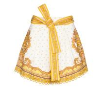 'Bells' Shorts mit Paisley-Print