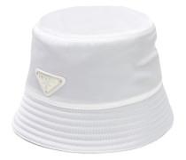 Hut mit Logo-Patch