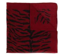 Halstuch mit Tiger-Print