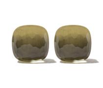 18kt 'Nudo' - und Weißgoldohrstecker - Unavailable