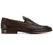 Perforierte Loafer