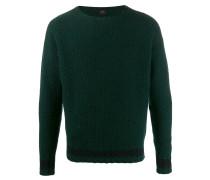 Pullover mit Wabenmuster