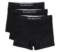 Set mit drei Boxer-Shorts