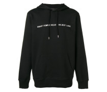 'Smart People Wear' Kapuzenpullover