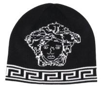 Mütze mit Medusa-Logo
