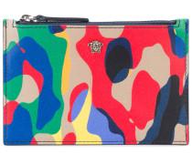 """Portemonnaie mit """"Utiliflage-Print"""