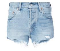 501 denim shorts