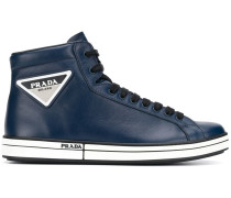 'Etiquette' High-Top-Sneakers