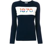 """""""Pullover mit """"""""1970""""""""-Schriftzug"""""""