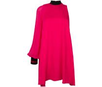 asymmetric one-shoulder mini dress