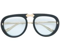 Faltbare Pilotenbrille