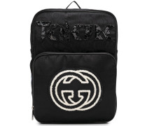 Rucksack mit Logo