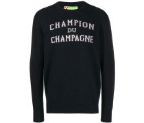 'Champion du Champagne' Pullover