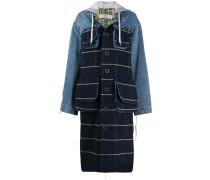 Klassischer Jeansmantel