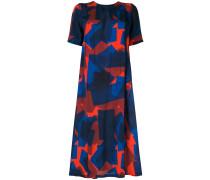 'Overdue' Kleid mit Print