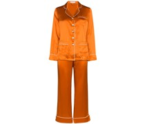 'Coco' Pyjama aus Seide