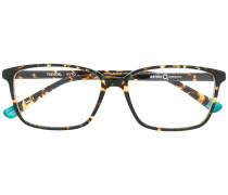 Eckige Brille