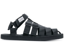 touch-strap open-toe sandals