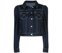 x Chloë Sevigny cropped denim jacket
