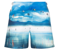 'Bulldog High Flyers' Badeshorts