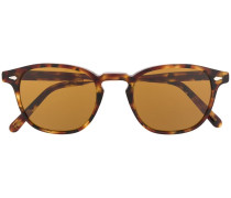 Runde 'Genug' Sonnenbrille