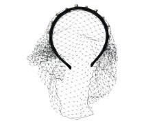 mesh embellished hairband