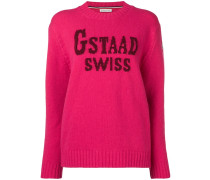 'Gstaad Swiss' Pullover