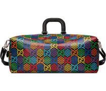 Mittelgroße 'GG Psychedelic' Reisetasche