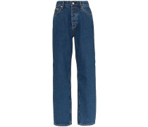 Benz high-waisted jeans