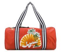 Verzierte Strandtasche