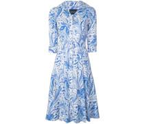 'Audrey' Kleid mit Paisleymuster