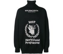 'World Food Programme' Rollkragenpullover