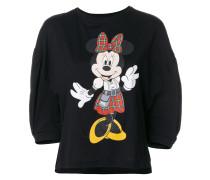 'Minnie' T-Shirt mit Puffärmeln