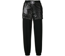loose track trousers