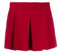 Shorts mit Falten