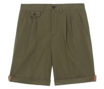 Klassische Shorts mit Streifen