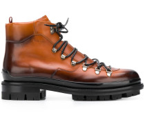 Hiking-Stiefel mit Blockabsatz