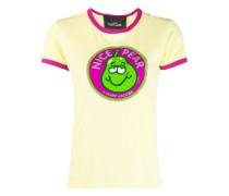 """T-Shirt mit """"Nice Pear""""-Print"""