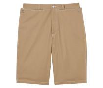 Shorts mit geknöpften Taschen