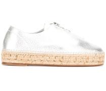 'Devon' Sneakers mit Bastsohle