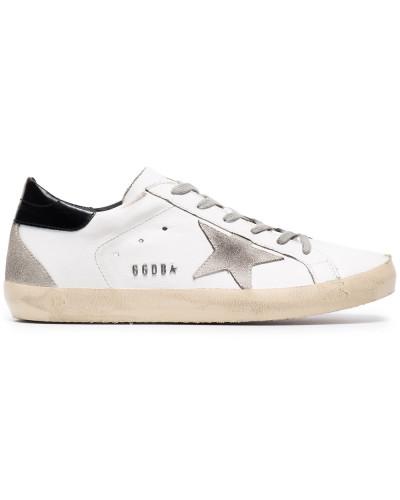Erhalten Authentisch Golden Goose Damen 'Superstar' Sneakers in Distressed-Optik Sneakernews Günstig Online Footlocker Günstig Online Viele Arten XgHhbxmsC