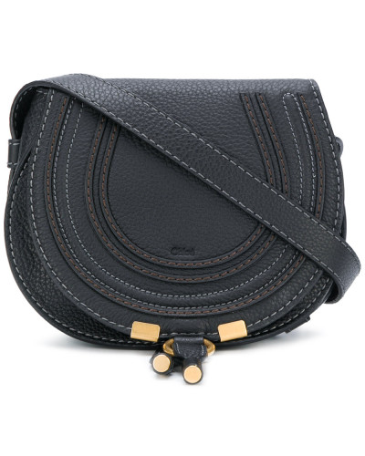 Chloé Damen small Marcie saddle bag Aberdeen ECXnjRx