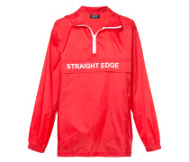 'Straight Edge' Windbreaker