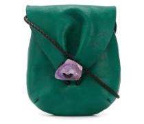Mini-Tasche mit Schmuckstein
